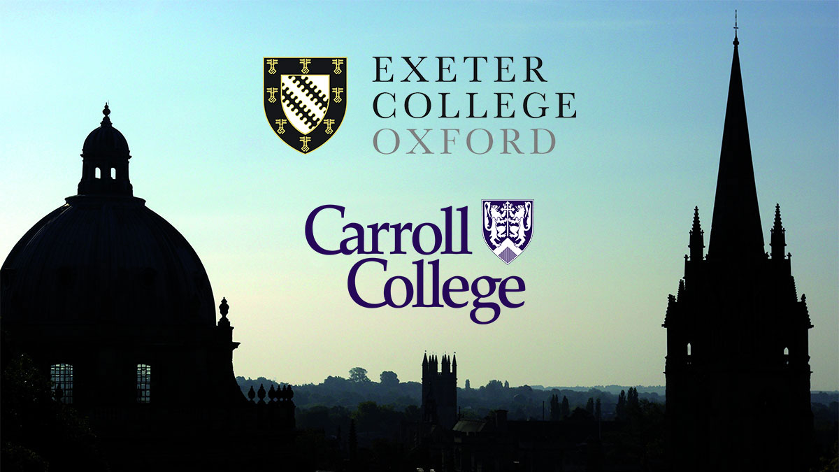 Photo of Exeter College, Oxford