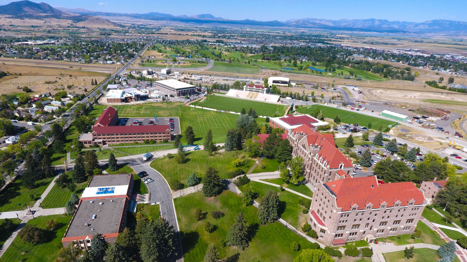 Photo of Carroll Campus