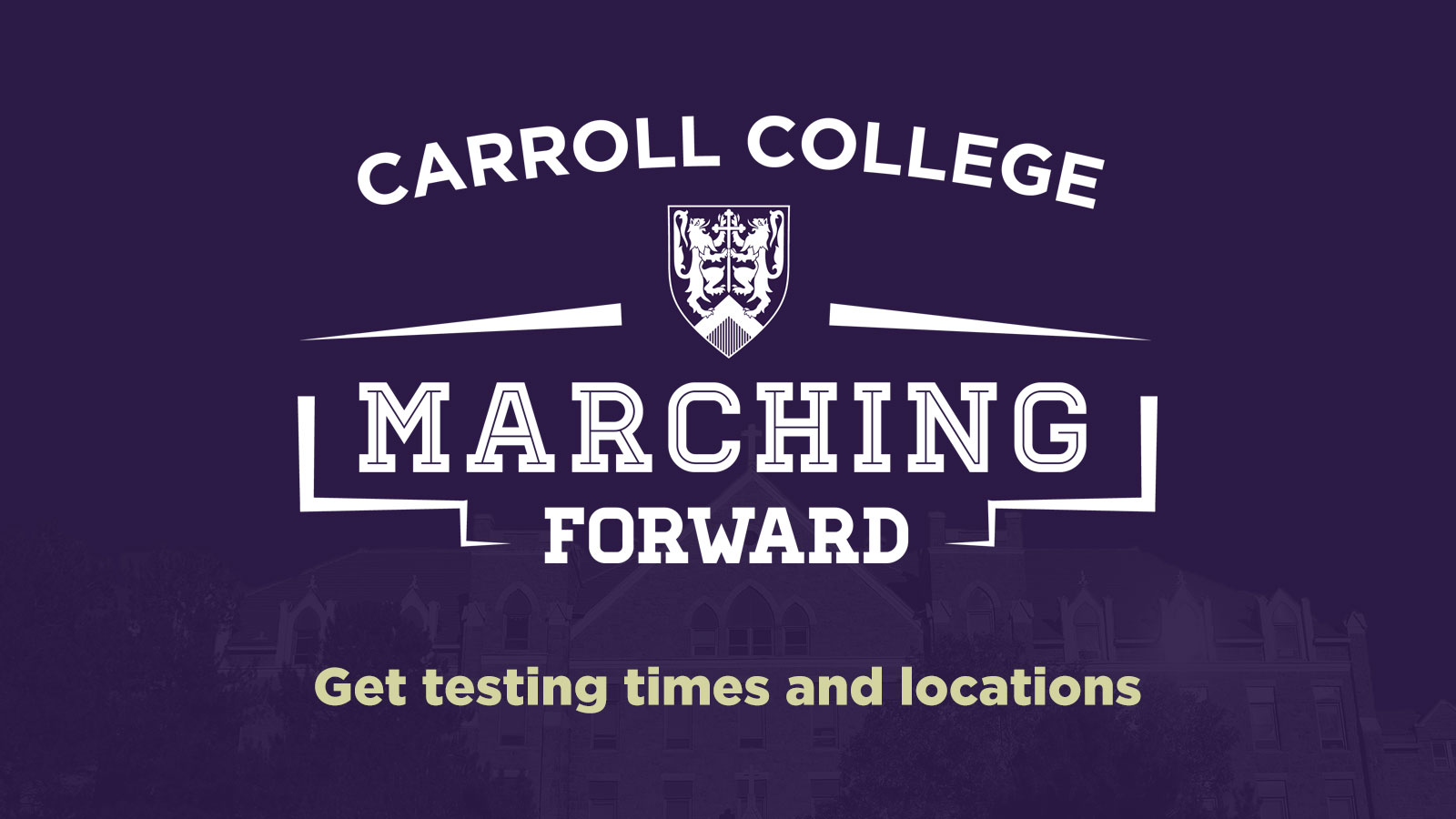 Marching Forward Graphic