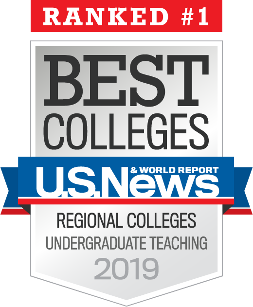 US News and World Report #1 Regional College in the West Undergraduate Teaching