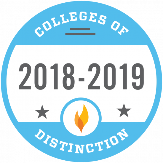 College of Distinction 2018-2019