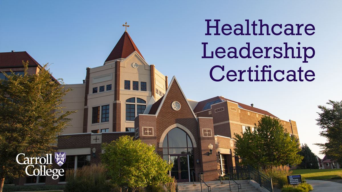 Healthcare Leadership Certificate: Photo of Fortin Science Center