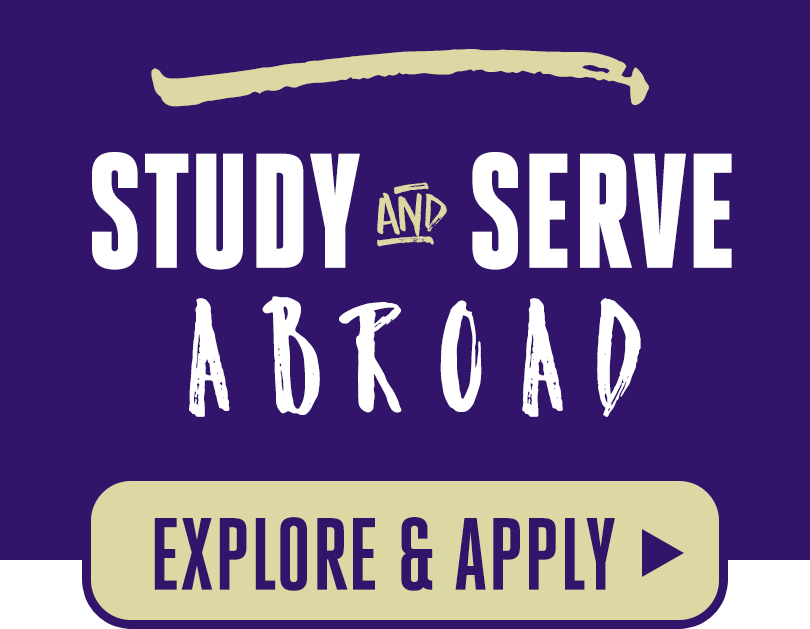 Study and Serve Abroad