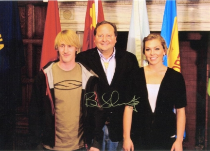 2010 outstanding team with Governor Brian Schweitzer