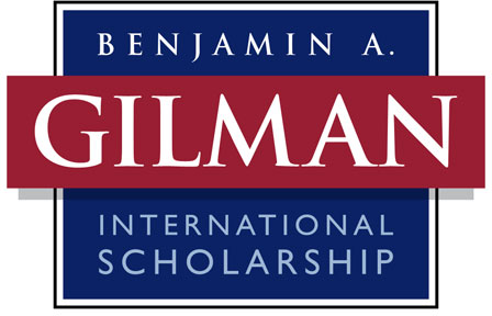 Benjamin A Gilman International Logo