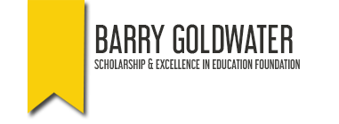 Barry Goldwater Scholarship and Excellence logo