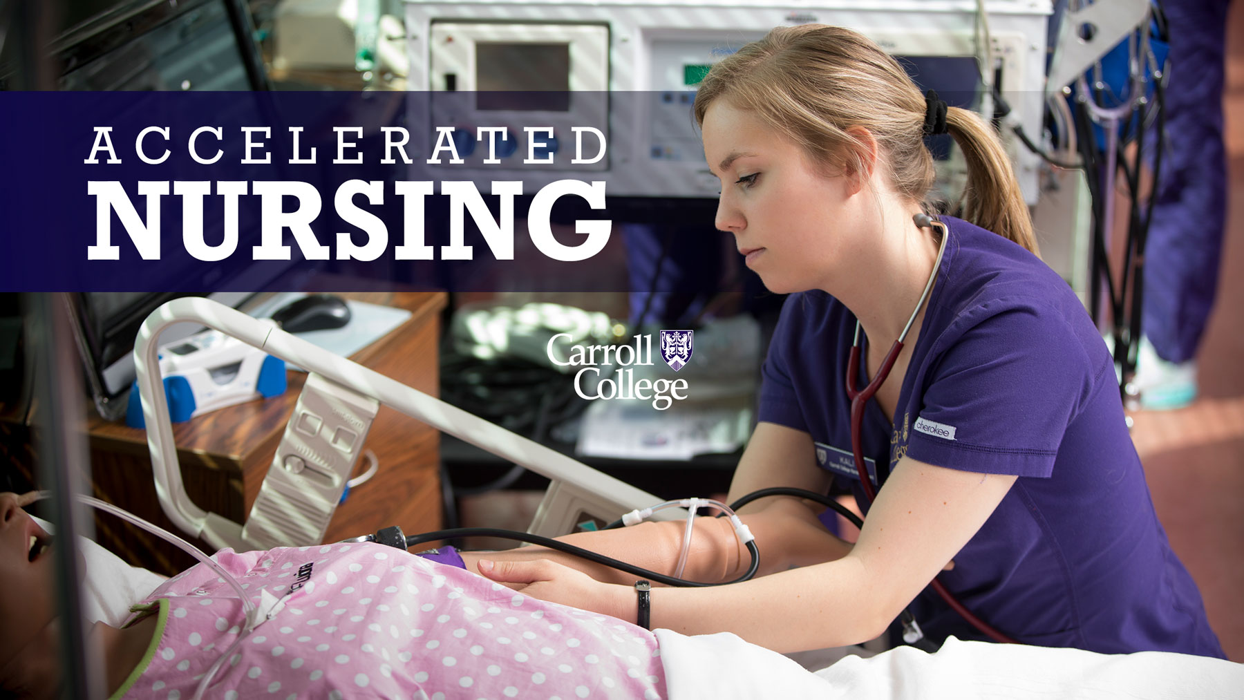 Accelerated Nursing at Carroll College