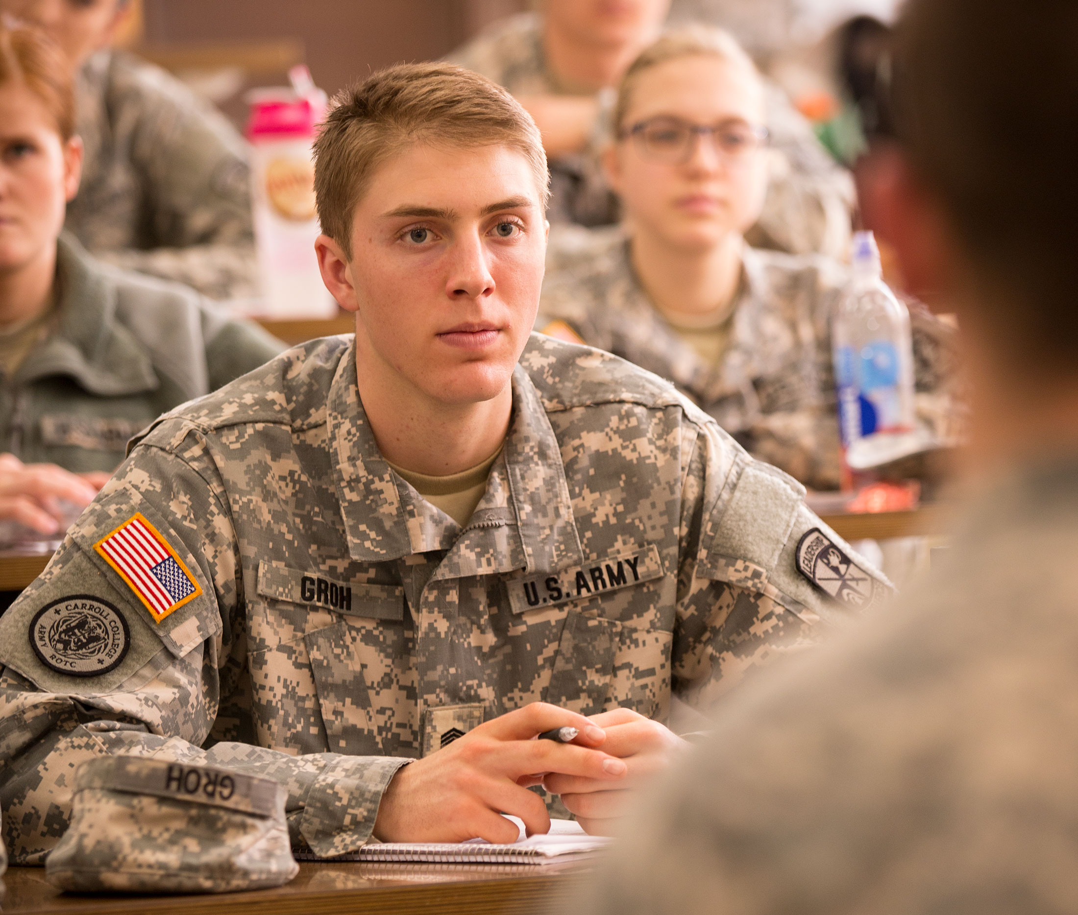 what is rotc in college Rotc is listed in the world's largest and most authoritative dictionary database of abbreviations and acronyms  some come up through the ranks or out of college .