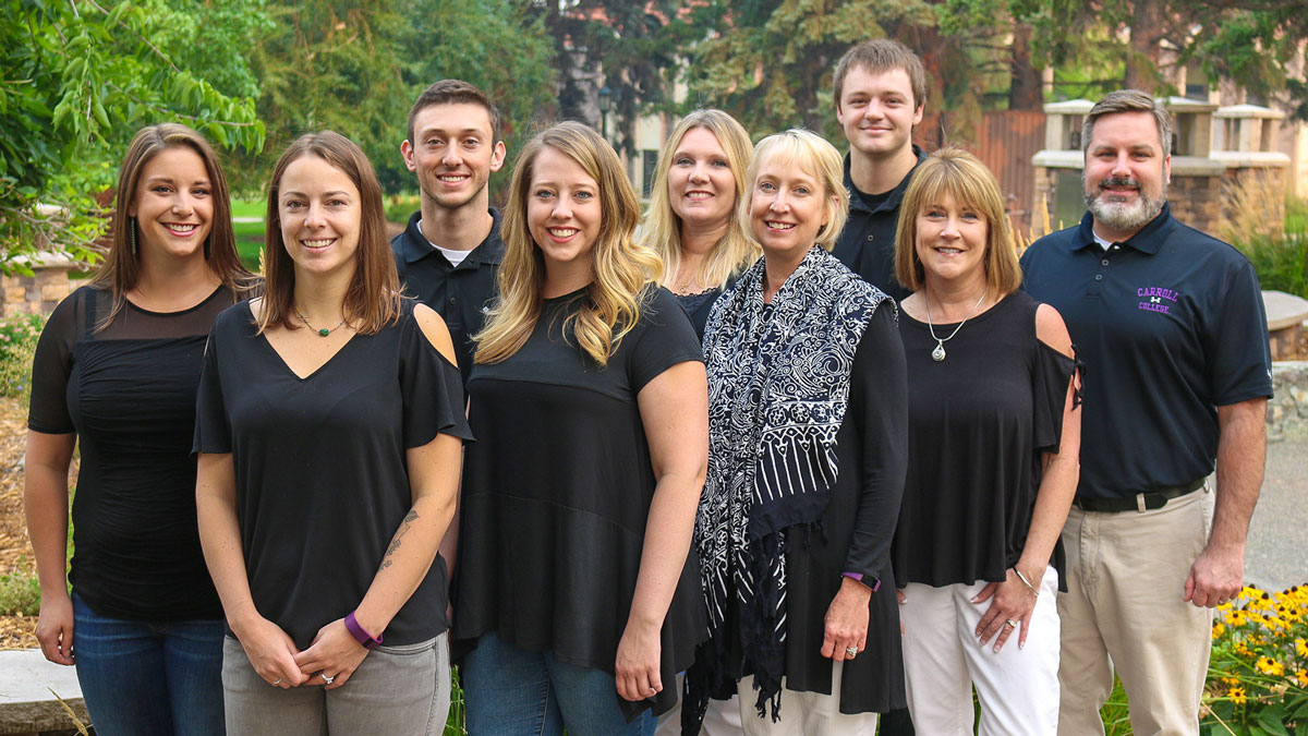 Carroll College Admission Counselors