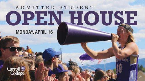 Admitted Student Open House