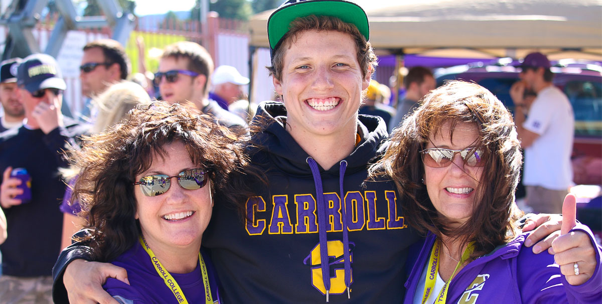 image of Carroll College Family
