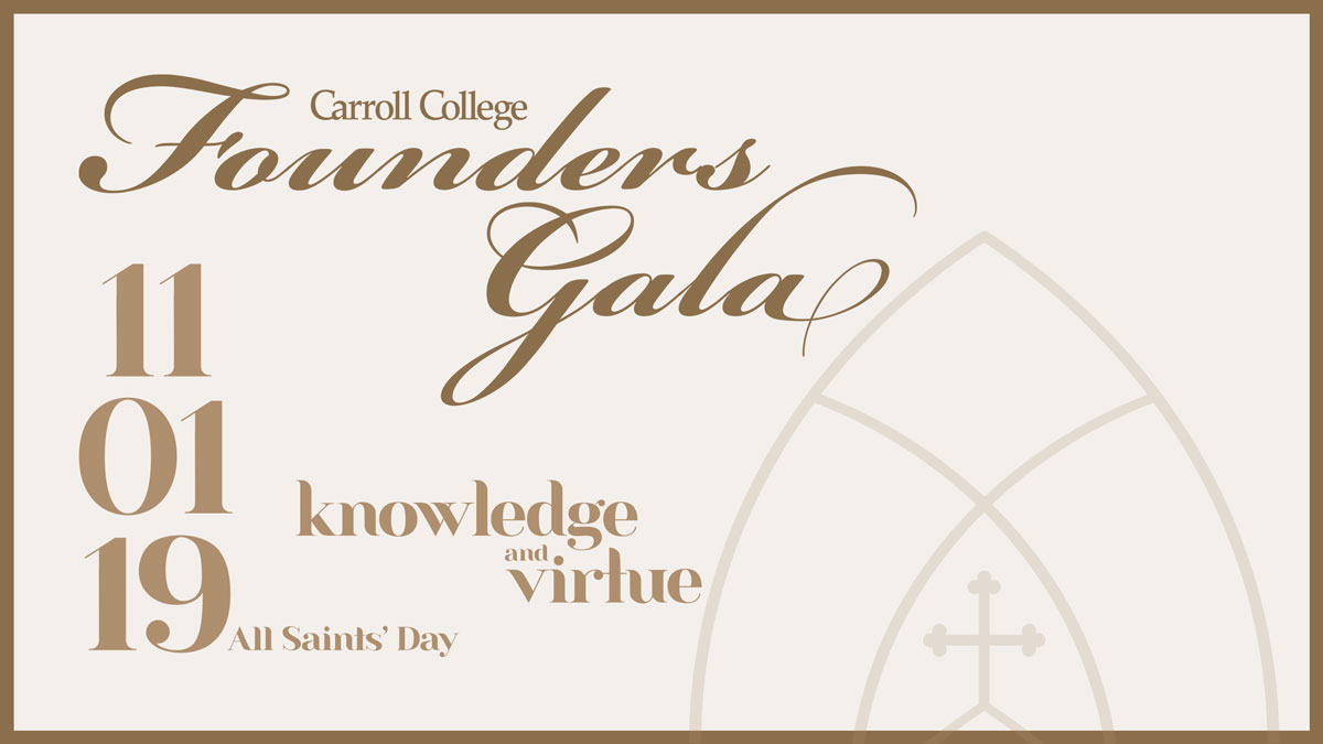 Founders Gala graphic