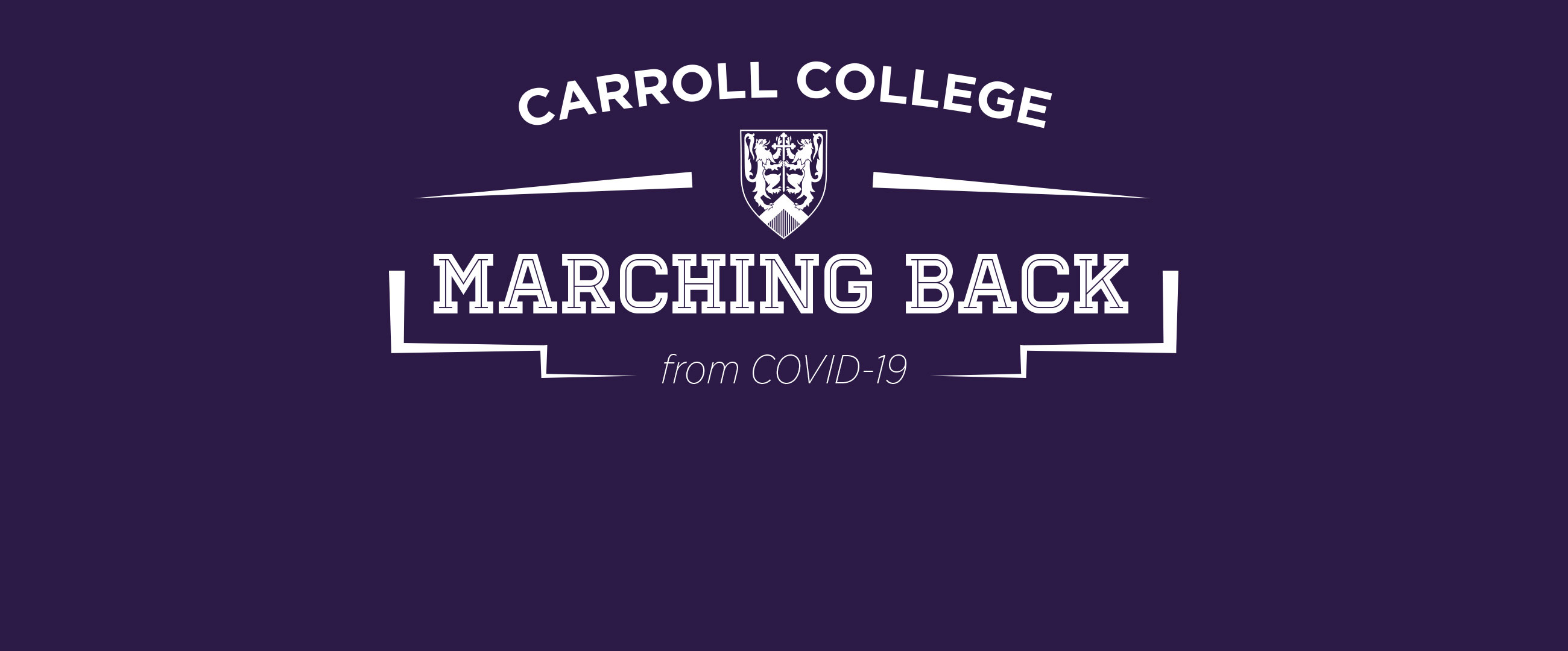 Marching Back graphic