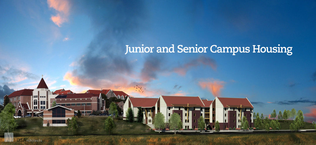 Upperclass Student Housing Options on the Carroll College Campus
