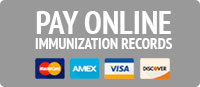 Pay online - Immunization Records