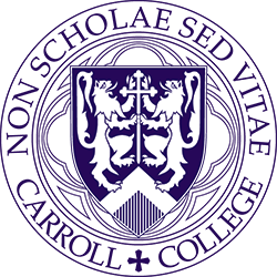 Carroll College Seal Graphic