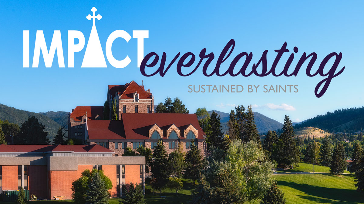IMPACT Everlasting - Sustained by Saints; Photo of Carroll Campus