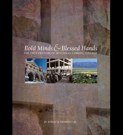 Cover for Bold Minds and Blessed Hands