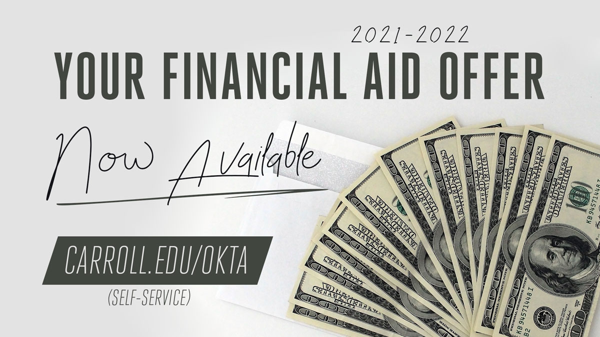 Financial Aid Offer