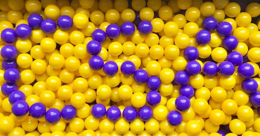CSA photo of ball pit