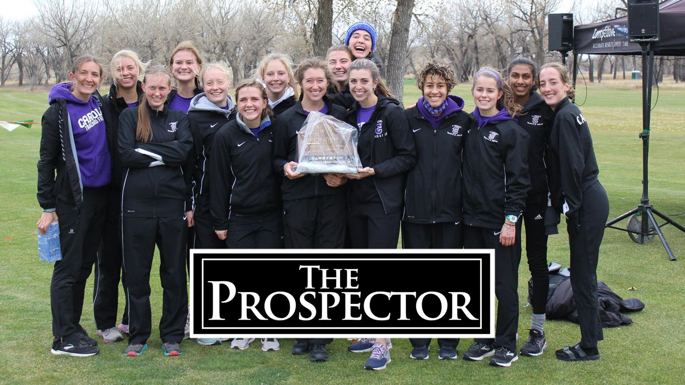 The Prospector graphic