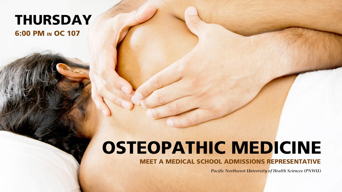 Osteopathic Medical School Representative graphic