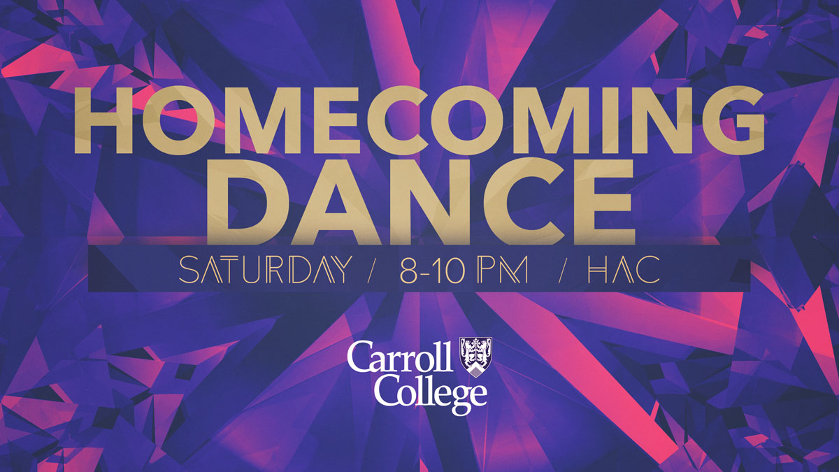 Homecoming Dance graphic