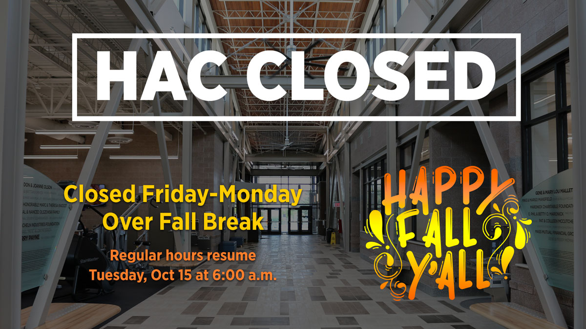 HAC Closed Image