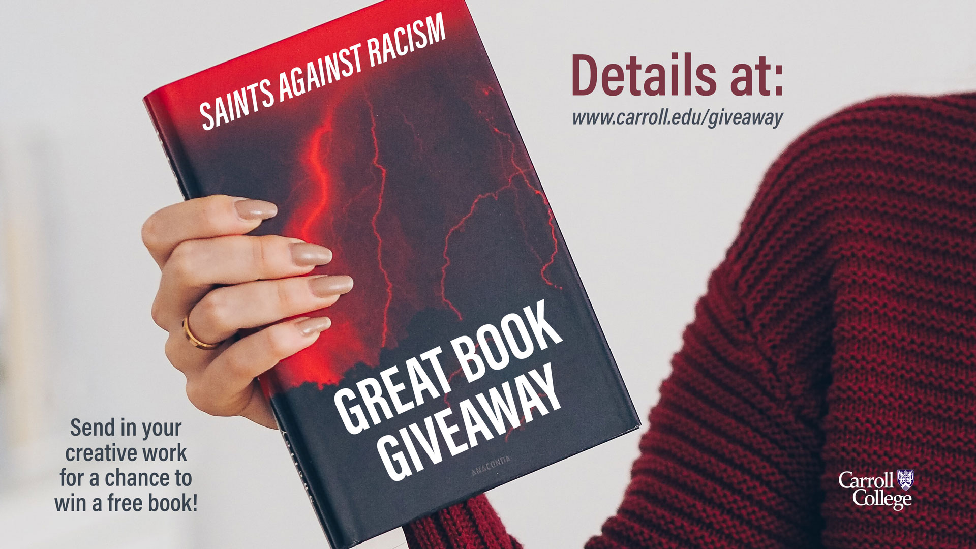 Book Giveaway graphic