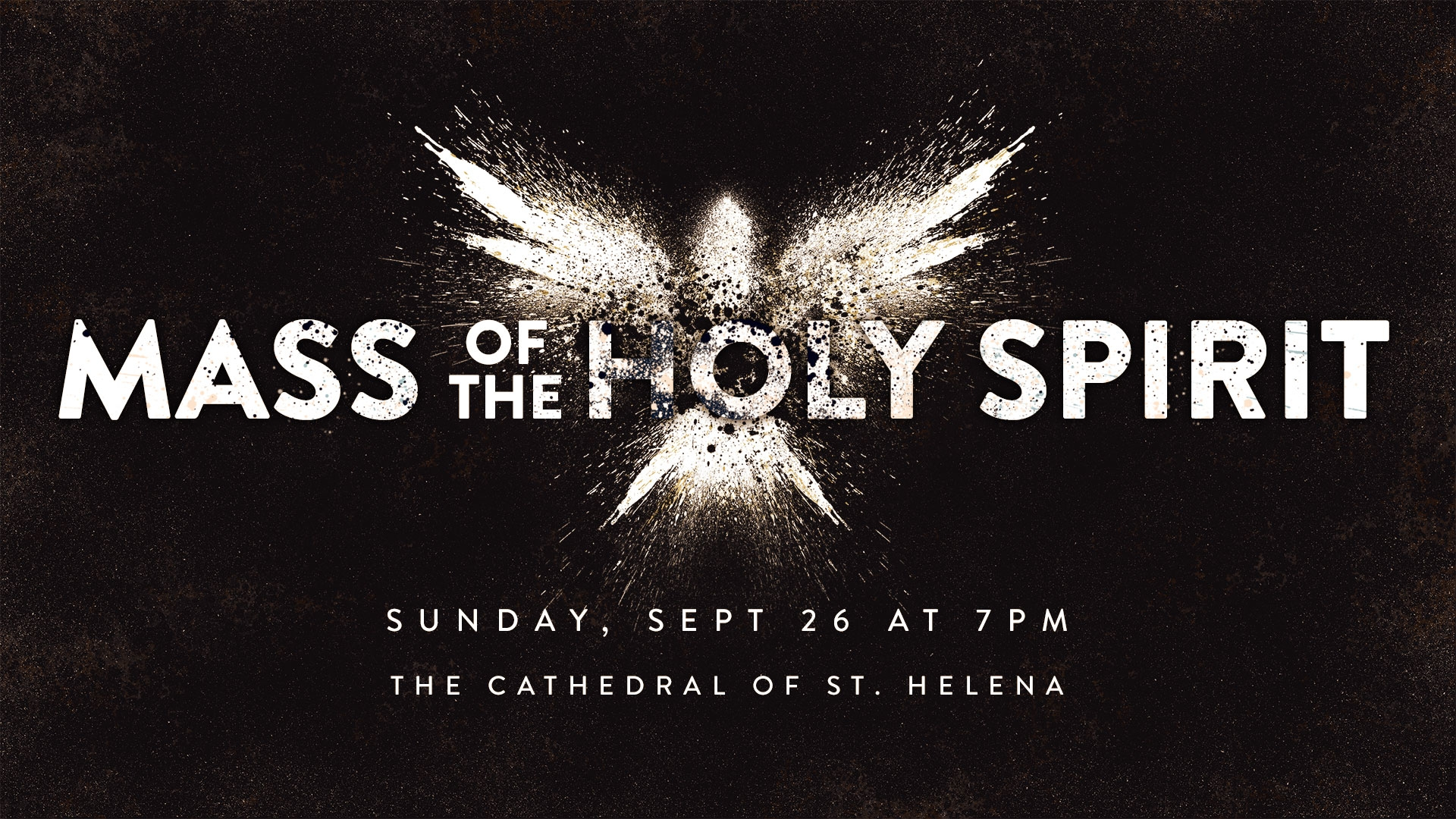 Mass of the Holy Spirit graphic