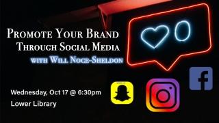 Graphic for Social Media Event