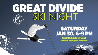 Great Divide Ski Party graphic