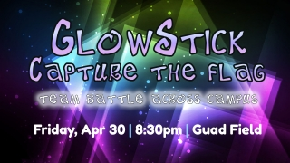 Glow Stick Capture the Flag graphic