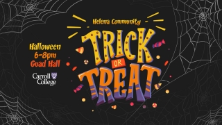 Carroll Community Trick-or-Treat graphic