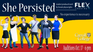 She Persisted Banner