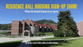 On Campus Housing Meeting