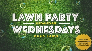 Lawn Party graphic