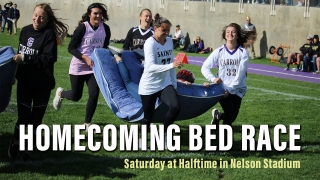 Homecoming Bed Race photo