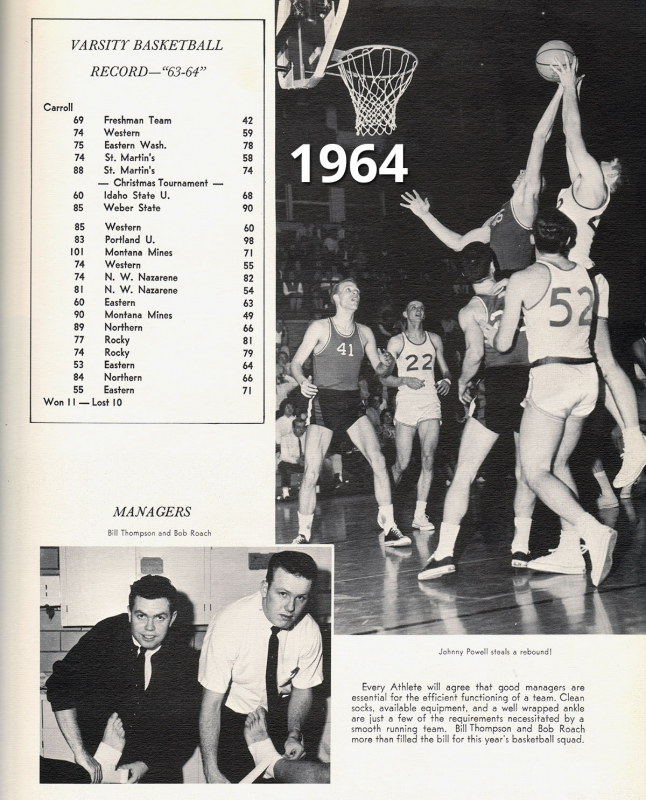1964 Players