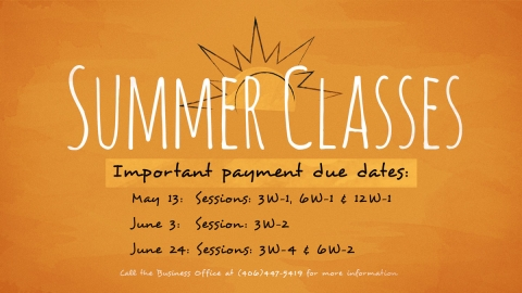 Summer Payment graphic