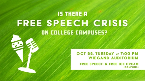 Free Speech Panel Graphic