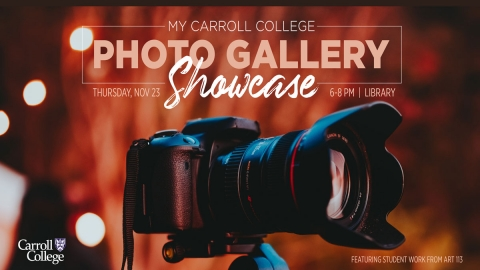 Photography Gallery Showcase graphic