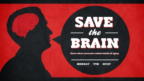 Save the Brain Training graphic