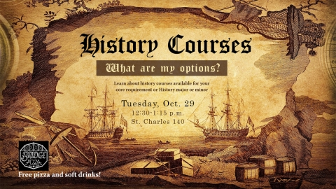 Graphics for history courses