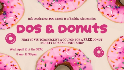 DOs and DONUTs Graphic