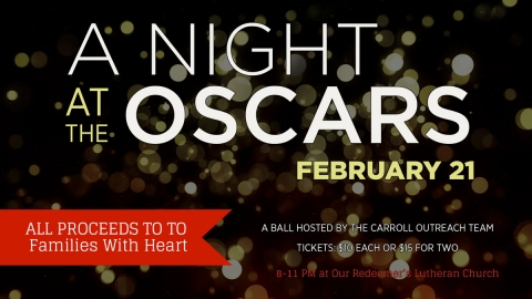 A Night at the Oscars graphic