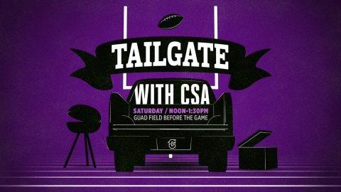 Tailgate graphic