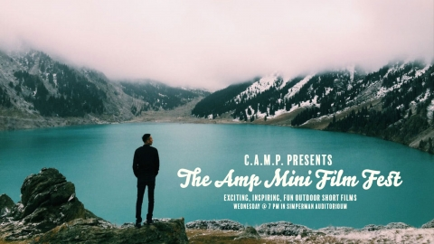 The CAMP AMP graphic