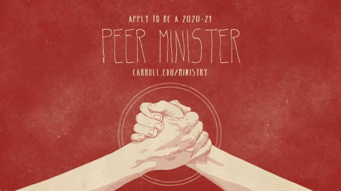 Peer Minister graphic