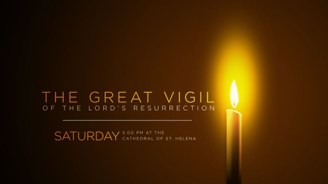 Great Vigil of the Lord's Resurrection graphic